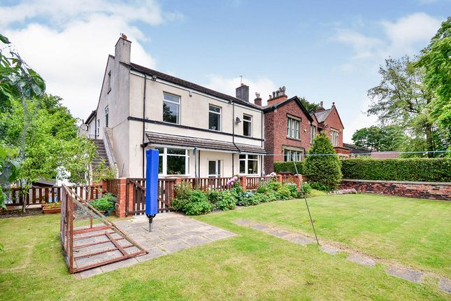 Thumbnail End terrace house for sale in Woodend Lane, Hyde, Greater Manchester
