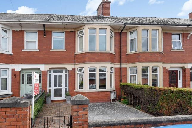 Thumbnail Terraced house for sale in Westfields, Hereford