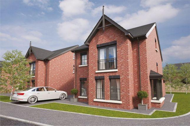 Thumbnail Detached house for sale in Cassie's Lane, Tudor Link, Carrickfergus