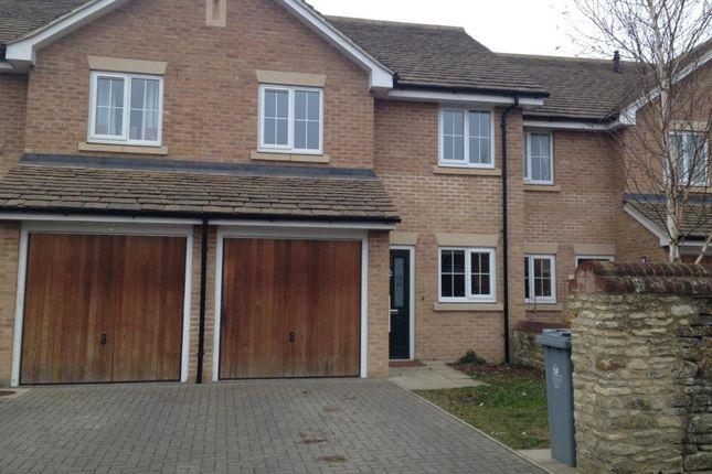 Thumbnail Semi-detached house to rent in Back Lane, Eynsham