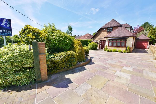 Thumbnail Detached house for sale in Nags Head Lane, Brentwood, Essex
