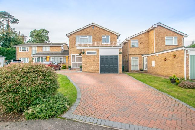 Thumbnail Detached house to rent in Riversmead, Hoddesdon