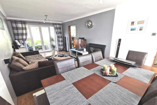 Thumbnail End terrace house to rent in Solva Road, Swansea