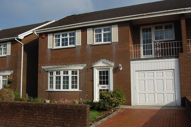 Thumbnail Semi-detached house to rent in Stewart Drive, Ammanford
