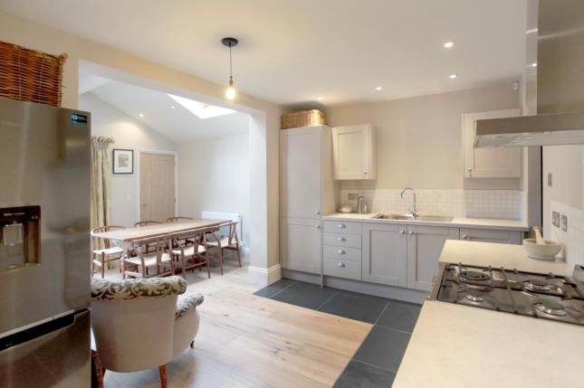 Thumbnail End terrace house for sale in Knutsford Road, Alderley Edge, Cheshire
