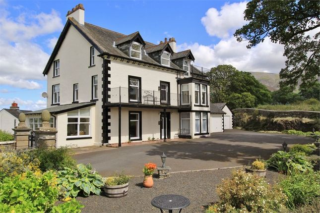 Thumbnail Flat for sale in 1 The How, Portinscale, Keswick, Cumbria
