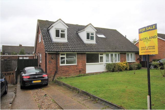 Thumbnail Semi-detached house for sale in Santers Lane, Potters Bar