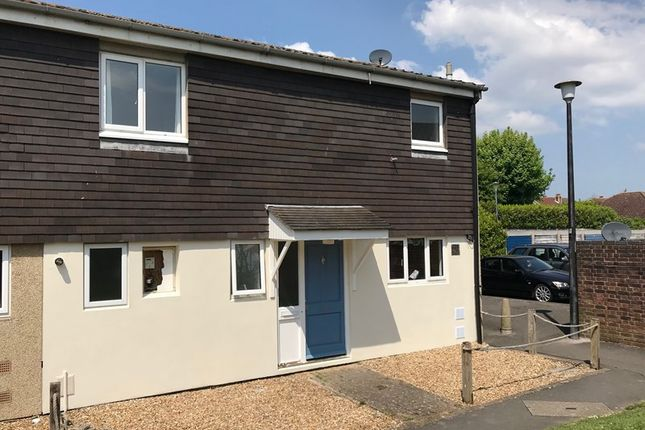 Thumbnail Semi-detached house to rent in Lapwing Close, Gosport