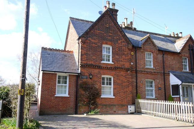 Thumbnail End terrace house to rent in Vineyards Road, Northaw, Potters Bar