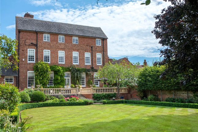 Thumbnail Detached house for sale in Main Street, Market Bosworth, Warwickshire