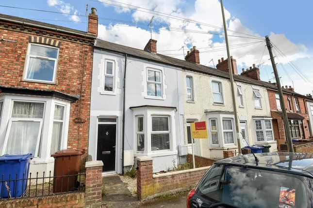 Thumbnail Terraced house to rent in Causeway, Banbury
