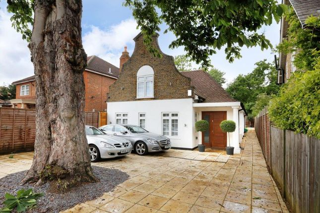 Thumbnail Detached house for sale in Kingston Vale, Kingston Vale, London