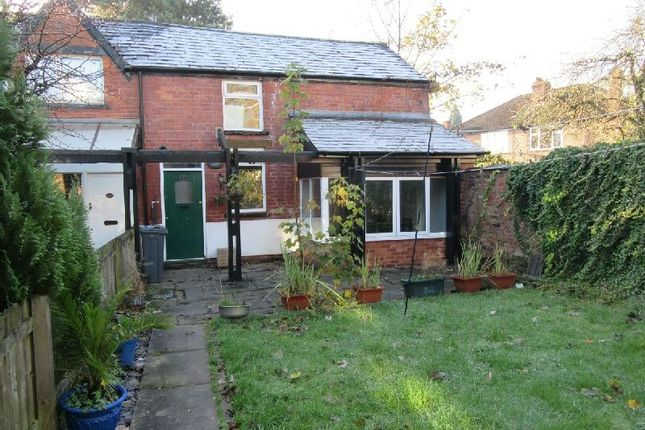 Thumbnail Semi-detached house for sale in The Coach House, 219 Upper Chorlton Road, Whalley Range, Manchester