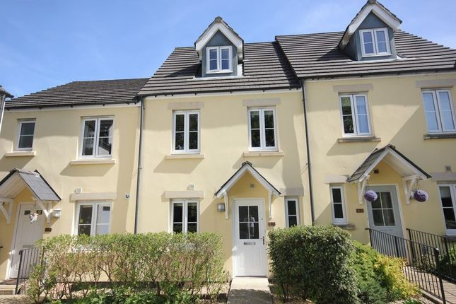 Thumbnail Terraced house for sale in Tiddy Brook Meadows, Whitchurch, Tavistock
