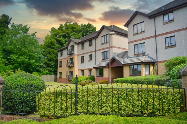 1 bed flat for sale in Annfield Gardens, Stirling, Stirling FK8