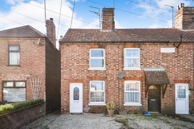 Thumbnail End terrace house for sale in Queens Road, Fakenham