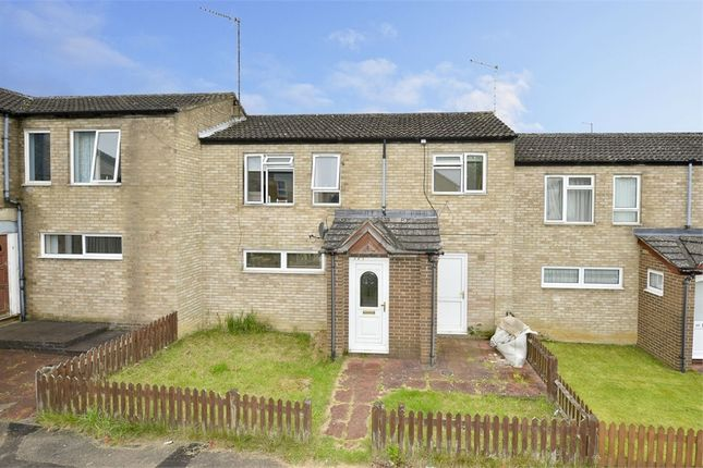 Thumbnail Terraced house for sale in Eastbrook, Corby, Northamptonshire