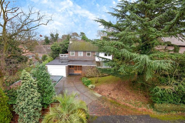 Thumbnail Detached house for sale in Sharon Close, Long Ditton