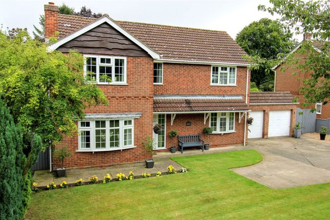 Thumbnail Detached house for sale in Main Road, Beelsby