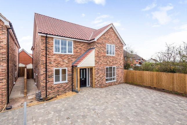 Thumbnail Detached house for sale in Hadleigh, Ipswich, Suffolk