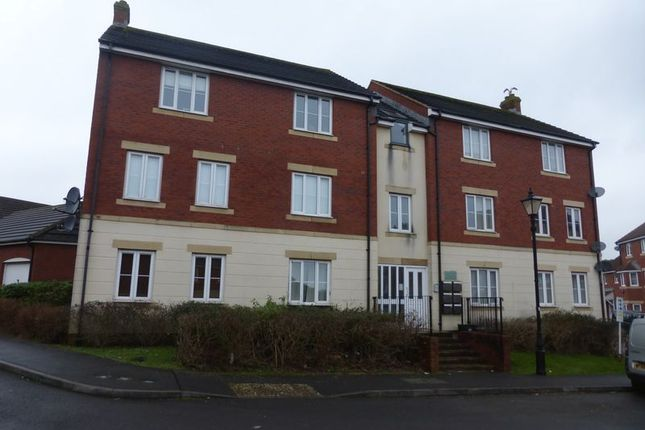 Thumbnail Flat to rent in Merevale Way, Yeovil