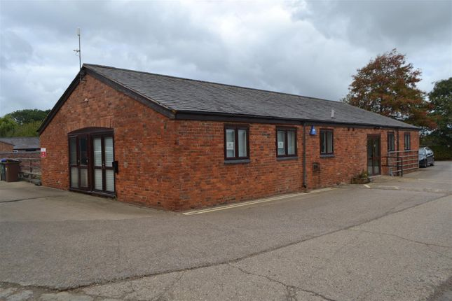 Office to let in East Farndon Road, Marston Trussell, Market Harborough