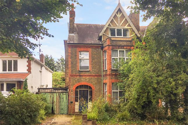 Thumbnail Semi-detached house for sale in Harrowdene Road, Wembley, Middlesex, UK