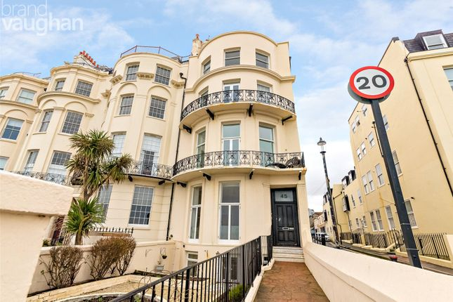 Thumbnail Flat for sale in Marine Parade, Brighton