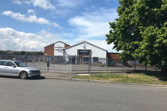 Thumbnail Industrial to let in Marsh Green Road East, Exeter