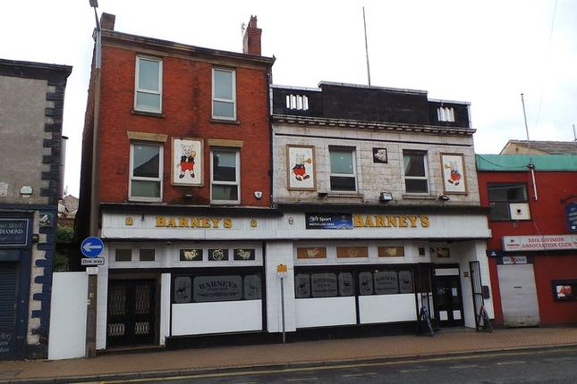 Thumbnail Commercial property for sale in Church Street, Preston