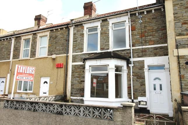 Thumbnail Terraced house for sale in Charlton Road, Kingswood, Bristol, Gloucestershire