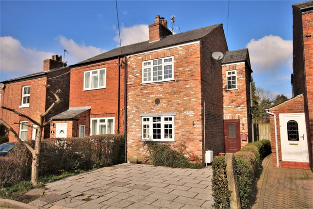 Thumbnail Semi-detached house for sale in Newgate, Wilmslow