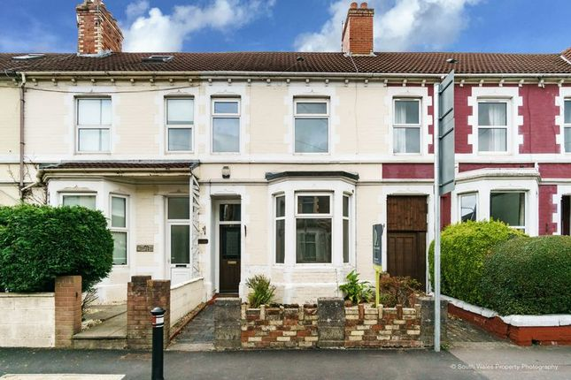Thumbnail Terraced house for sale in Wyndham Crescent, Canton, Cardiff