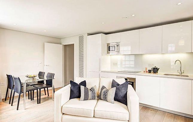 1 bed flat to rent in Merchant Square, Paddington
