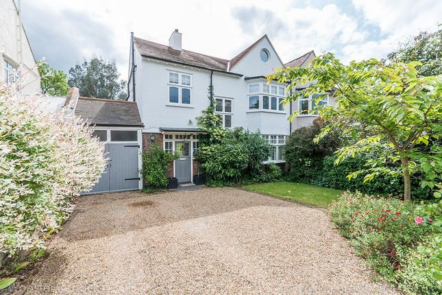Thumbnail Semi-detached house for sale in Court Lane, London