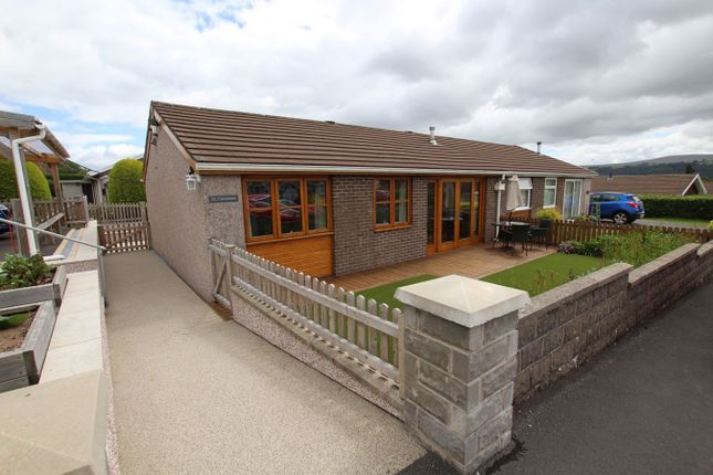 Thumbnail Bungalow for sale in Pendre Close, Brecon