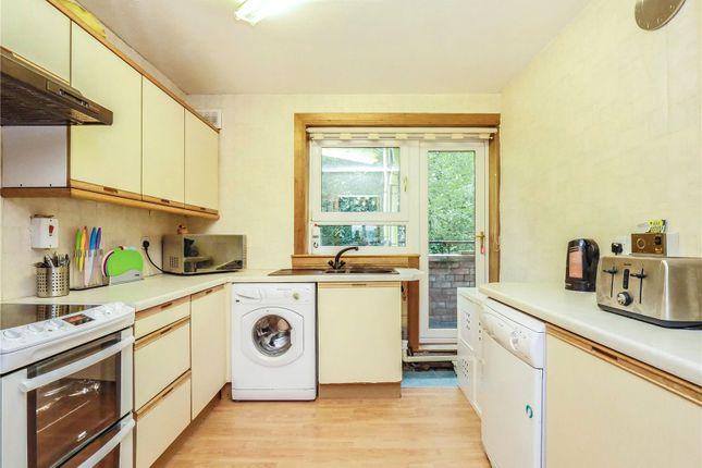 Kitchen of Flat 2/2, Rowantree Gardens, Rutherglen, Glasgow G73
