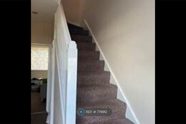 Stairs To Bedrooms And Bathroom