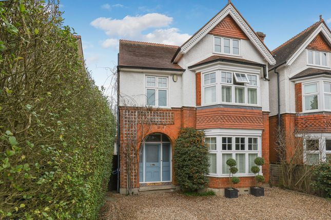 5 bed detached house for sale in Effingham Road, Long Ditton, Surbiton KT6