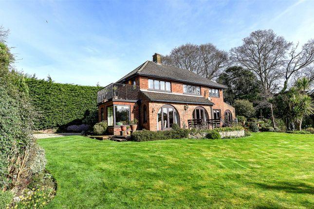 Thumbnail Detached house for sale in Church Lane, Lymington, Hampshire