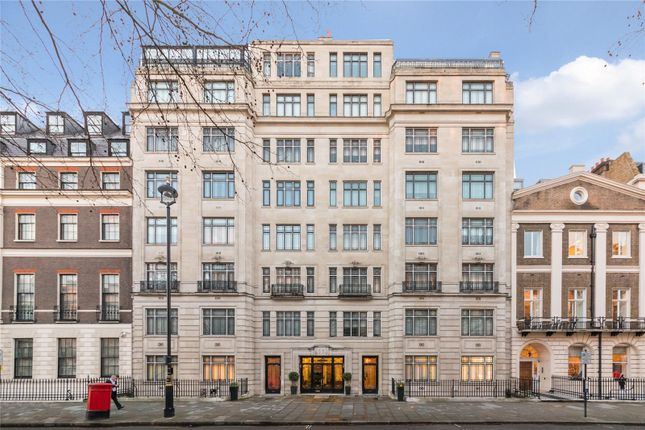 Thumbnail Flat for sale in Portland Place, Marylebone, London