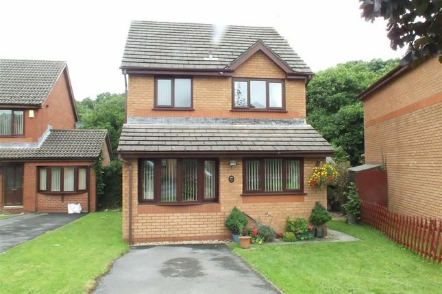 Thumbnail Detached house for sale in Porth Y Waun, Gowerton, Swansea