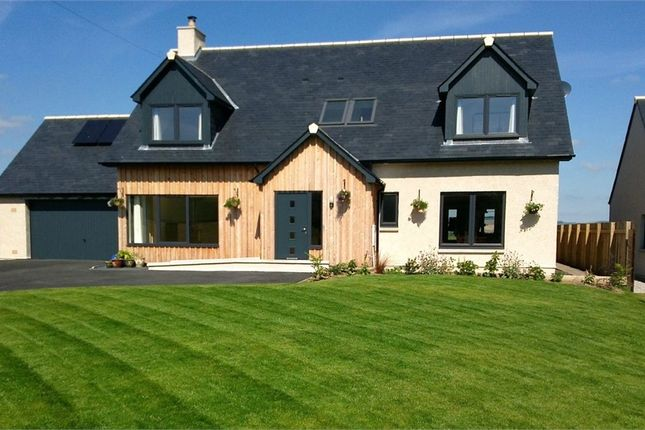 Thumbnail Detached house for sale in Tough, Alford, Aberdeenshire