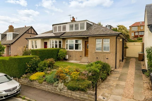 Thumbnail Semi-detached house for sale in 35 Corstorphine Hill Gardens, Corstorphine