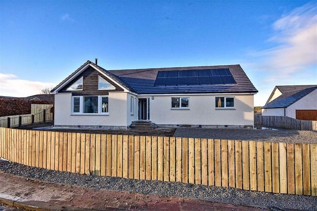 3 bed detached bungalow for sale in Auchroisk Place, Cromdale, Grantown-On-Spey PH26