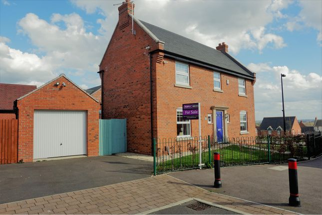 Thumbnail Detached house for sale in Kevin Wood Close, Birstall