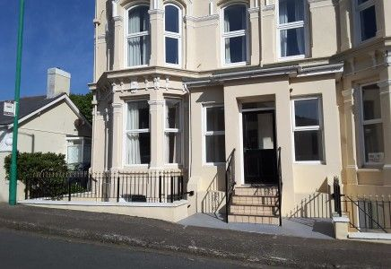 Thumbnail Flat to rent in Eskdale, Queens Drive, Ramsey, Isle Of Man