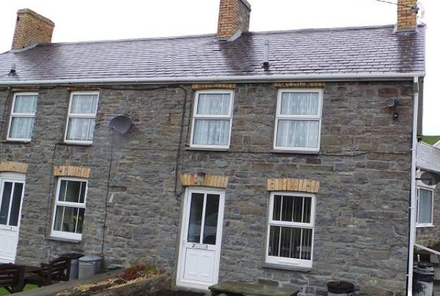 Thumbnail Cottage to rent in 2 Ocean View Cottage, Clarach, Aberystwyth