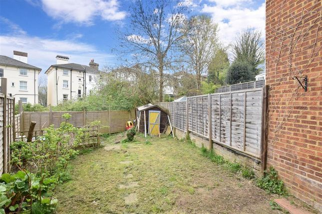 Rear Garden of Lesley Place, Maidstone, Kent ME16