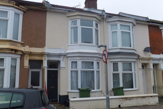 Thumbnail Shared accommodation to rent in Prince Albert Road, Southsea